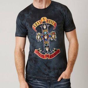 Bravado Guns N Roses Band T-Shirt Graphic Print